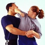 womens self defense class picture