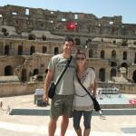 3. najveci Koloseum na svetu - El Jem