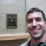 Ispred Mona Lize Leonarda Da Vincija