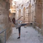 Joko-geri u Koloseumu