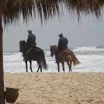 Policija na plazi