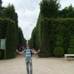 Versaj - vrtovi