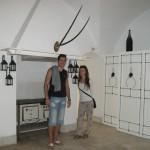 Vila Sebastijan, Hamamet - Romelova rezidencija u II Svetskom ratu
